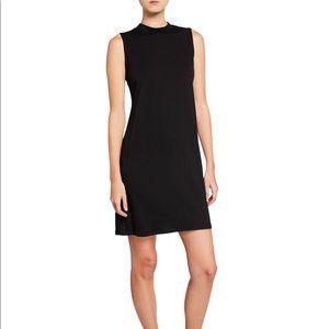 Eileen Fisher Mock-Neck Jersey Dress